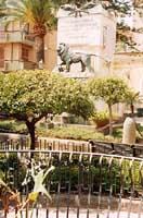 Monumento ai caduti catenoti della prima e della seconda guerra mondiale  - Aci catena (7112 clic)