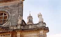 La Chiesa Matrice Collegiata di S. Maria La Catena  - Aci catena (4924 clic)