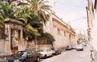 biblioteca pinacoteca Zelantea in via marchese S. Giuliano  - Acireale (3894 clic)