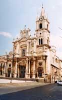 Chiesa dei SS. Pietro e Paolo   - Acireale (4628 clic)