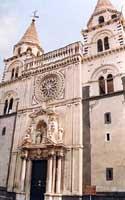 Duomo della SS. Annunziata e Santa Venera  - Acireale (2916 clic)
