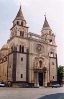 Duomo della SS. Annunziata e Santa Venera  - Acireale (2860 clic)