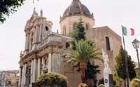 Chiesa Matrice di Aci San Filippo   - Aci san filippo (6002 clic)