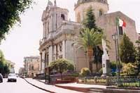 Chiesa Matrice di Aci San Filippo   - Aci san filippo (7786 clic)