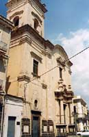 chiesa di san michele arcangelo  - Aci sant'antonio (6929 clic)