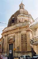 La Cupola della Chiesa di San Biagio  - Aci sant'antonio (6971 clic)