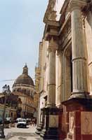 La Cupola della Chiesa di San Biagio  - Aci sant'antonio (6125 clic)