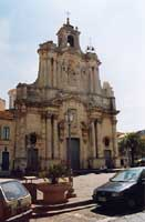 Il Duomo di Aci S. Antonio  - Aci sant'antonio (9976 clic)