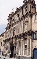 Chiesa di Santa Lucia ADRANO Giambattista Scivoletto