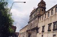 La Chiesa e il monastero di Santa Lucia  - Adrano (3779 clic)