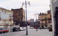 Piazza Umberto I ADRANO Giambattista Scivoletto