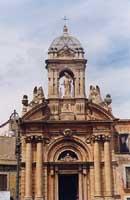 la Chiesa di Maria Santissima del Rosario   - Biancavilla (6746 clic)