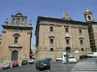 Ex Carcere Borbonico (Museo Civico) e Chiesa S. Agata  - Caltagirone (2705 clic)