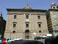 Ex carcere borbonico (attuale sede del Museo Civico)  - Caltagirone (2285 clic)