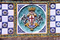 Stemma della città di Caltagirone  - Caltagirone (7575 clic)