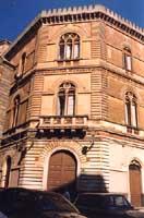 IL PALAZZO DI CITTA' (retro) CALTAGIRONE Giambattista Scivoletto