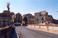 ponte di san francesco d'assisi  - Caltagirone (5562 clic)