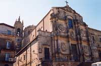 chiesa di san francesco d'assisi all'immacolata  - Caltagirone (7131 clic)