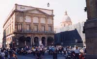 galleria luigi sturzo e piazza municipio  - Caltagirone (6759 clic)