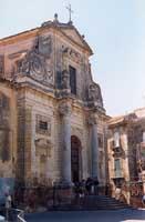 Basilica minore di S.Giacomo CALTAGIRONE Giambattista Scivoletto