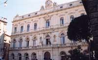 Municipio CALTAGIRONE Giambattista Scivoletto