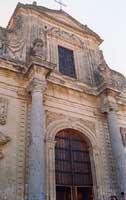 Chiesa del patrono San Giacomo Maggiore Apostolo  - Caltagirone (3060 clic)