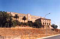 Edificio Istituto Tecnico Agrario F.Cocuzza  - Caltagirone (7434 clic)