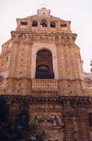 Campanile chiesa del SS.Salvatore  - Caltagirone (3106 clic)