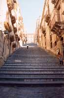 La scala di Santa Maria del Monte  - Caltagirone (2822 clic)