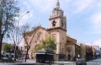 Chiesa di Sant'Agata al Borgo in Piazza Cavour  - Catania (12160 clic)