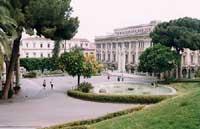 GIARDINO BELLINI I CATANESI LO CHIAMANO VILLA BELLINI    - Catania (3152 clic)