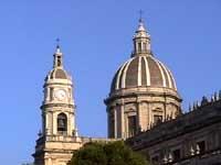 Campanile e Cupola del Duomo di Sant'Agata  - Catania (5365 clic)
