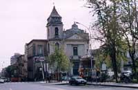 Chiesa del SS. Crocifisso in piazza Cavour  - Catania (8829 clic)