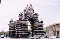 Porta Garibaldi  - Catania (3044 clic)