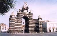 Porta Garibaldi  - Catania (2888 clic)