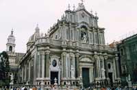 Duomo di Sant'Agata  - Catania (2373 clic)