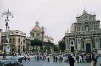Piazza Duomo  - Catania (2216 clic)