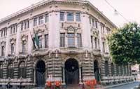Palazzo delle poste in Via Etnea  - Catania (6568 clic)