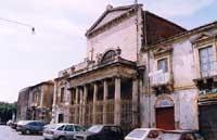 chiesa in piazza Piazza Crocefisso Maiorana  - Catania (3960 clic)