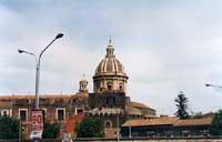 Cupola del Duomo di Sant'Agata  - Catania (2816 clic)
