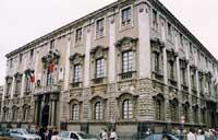 Palazzo degli Elefanti in Piazza Duomo (Municipio)  - Catania (3029 clic)