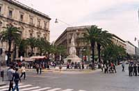 Piazza Stesicoro  - Catania (3080 clic)