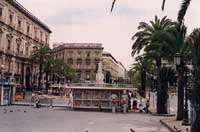 Piazza Stesicoro  - Catania (2598 clic)