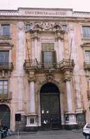 Palazzo dell'Università (palazzo San Giuliano)  - Catania (3664 clic)