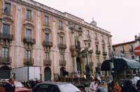 Palazzo dell'Università (palazzo San Giuliano)  - Catania (3317 clic)