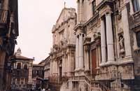 Chiesa di San Benedetto - Catania