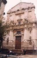 Chiesa di San Benedetto in Via dei Crociferi  - Catania (2716 clic)