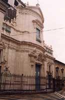 Chiesa di San Giuliano in Via dei Crociferi  - Catania (4536 clic)