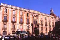 Palazzo dell'università  - Catania (2378 clic)
