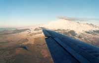 Etna dall'aereo  - Etna (8881 clic)